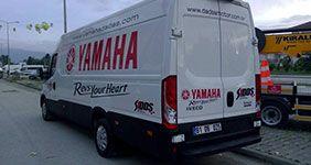Yamaha Dadaş Motor